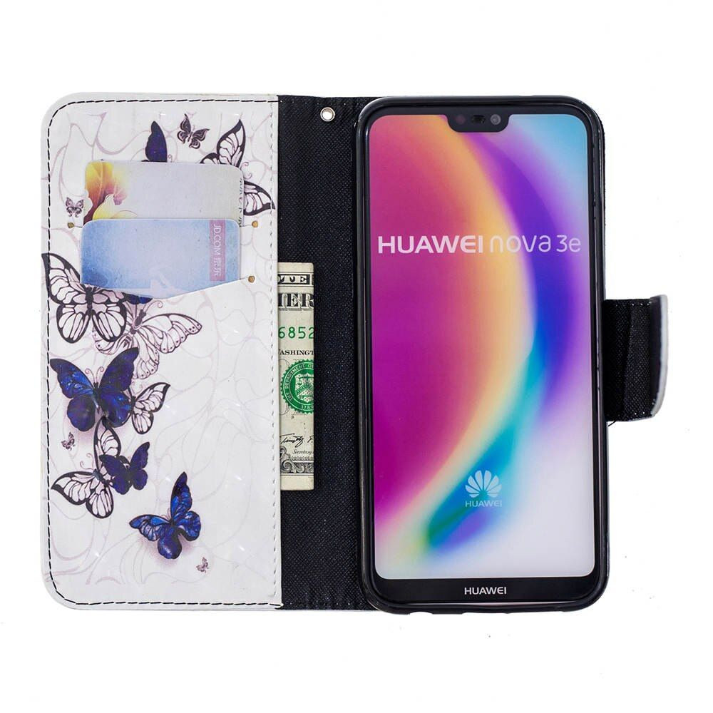 3d Flip Phone Cases For Huawei P20 Lite 2019 P30 Pro Case Cover For Huawei P30 P20 Mate 20 30 Pro P10 Lite Case Leather Wallet In Flip Cases From Cellphones T