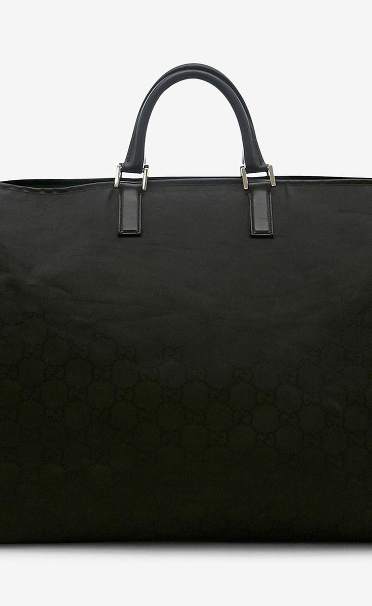 Gucci Black Luggage | VAUNTE