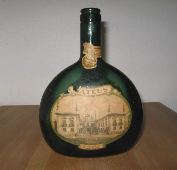 Mateus Rose Was One Of The Wines Of Choice In The 70 S