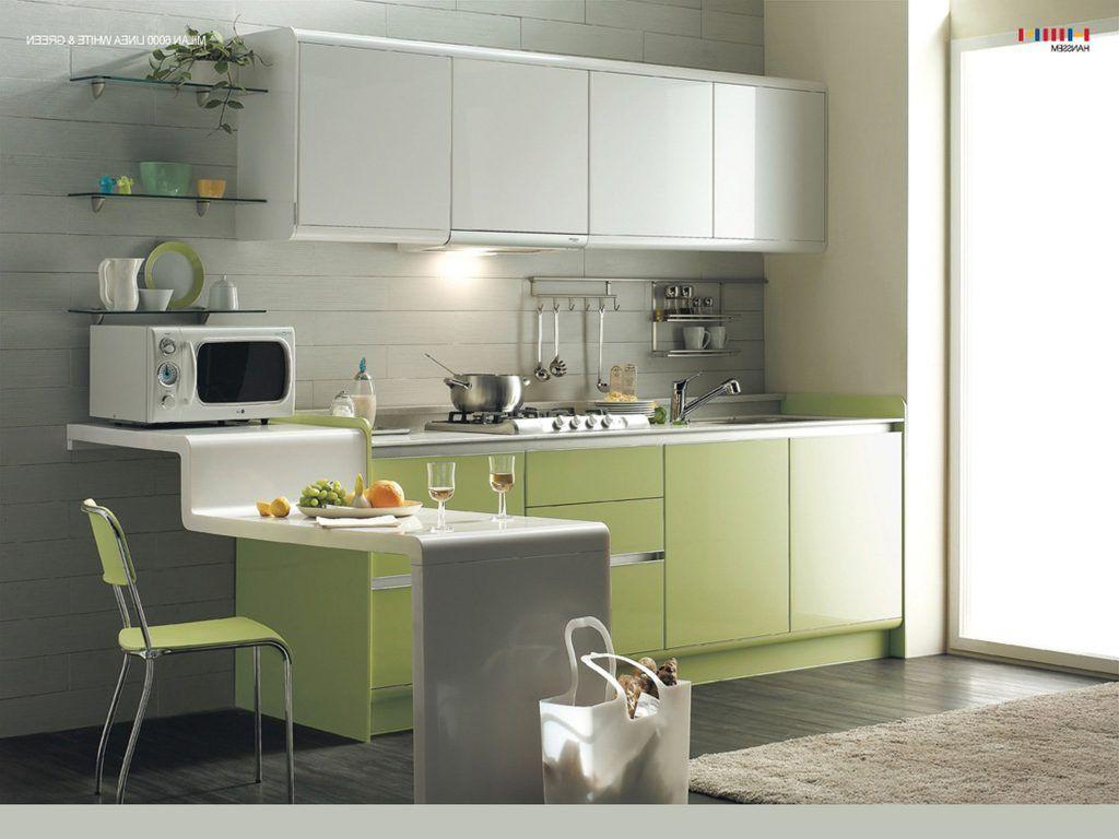 Inilah Model Kitchen Set Minimalis Untuk Dapur Kecil Terbaru