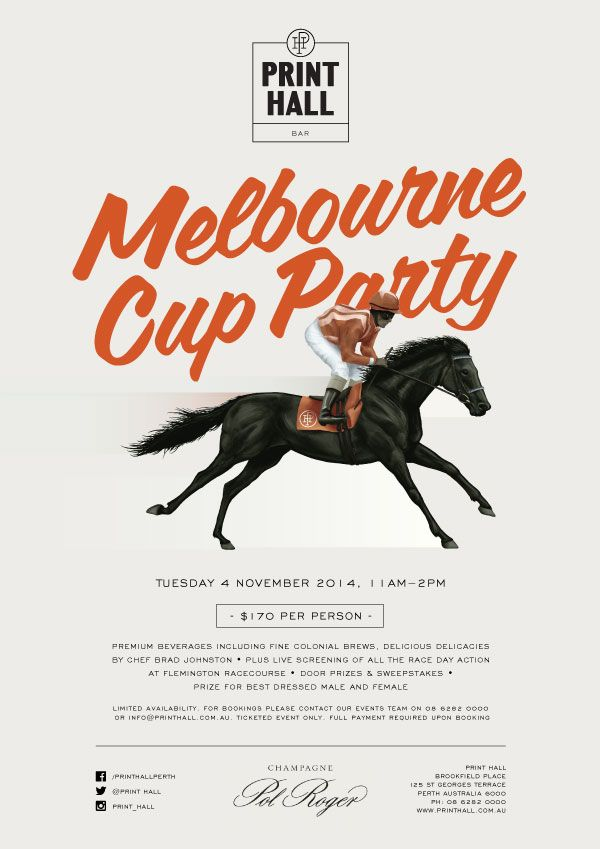 Pin by Jessica Allen on design | Pinterest | Melbourne cup and Media ...