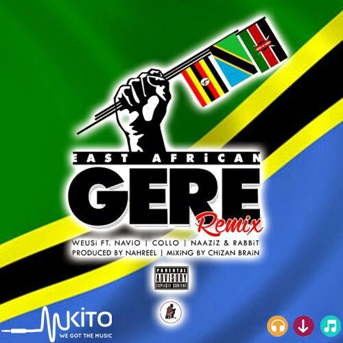 DJ Mtes Music: [New Audio] Weusi(Tza) Ft. Collo(Kny), Navio(Uga),...