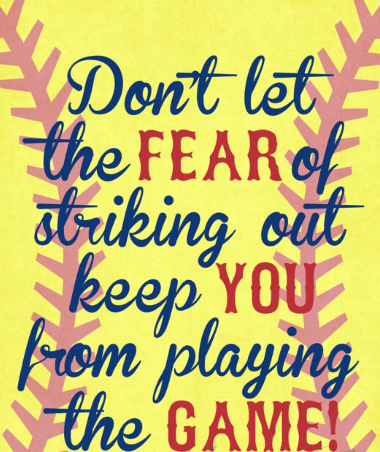 Pin By Andrea Bruce On Softball Softball Quotes Cute Softball Quotes Softball