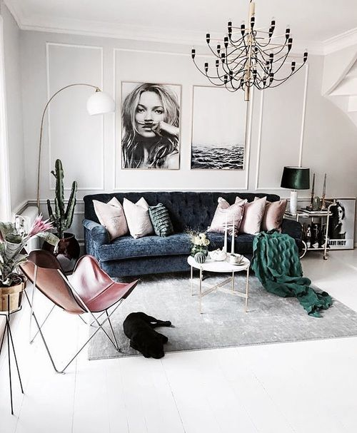 12 Room Interiors That Will Inspire Your Next Redecoration //