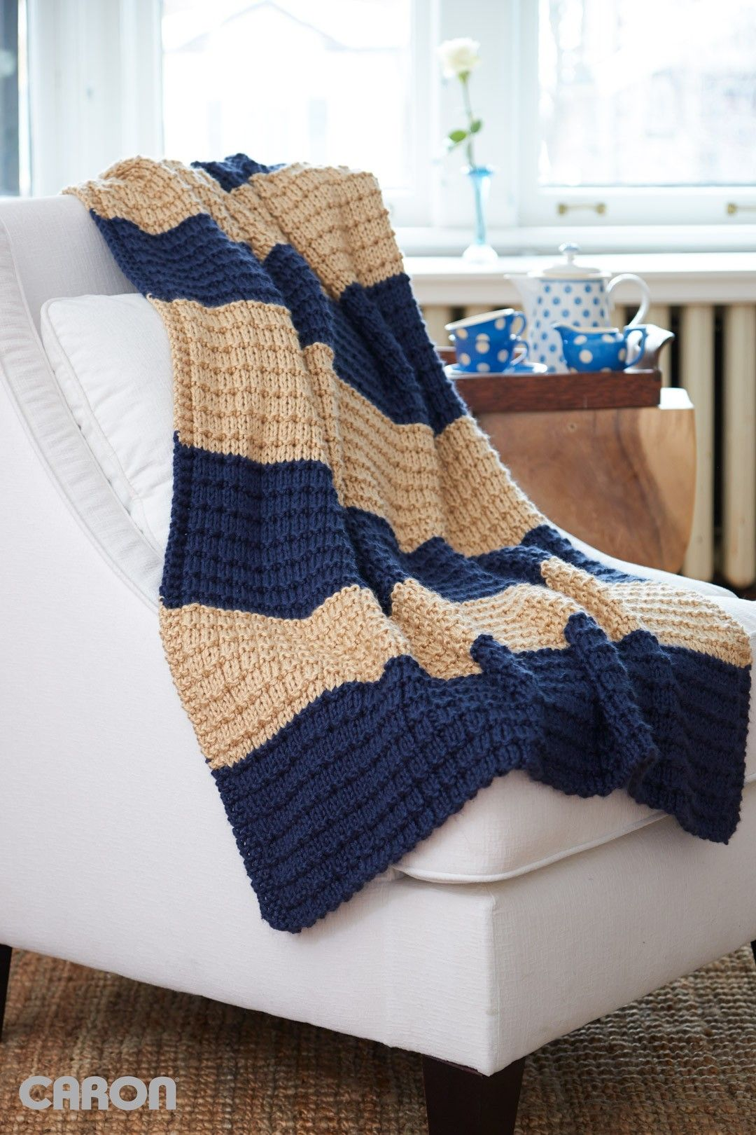 Easy breezy knit afghan other crafts for me pinterest easy breezy knit afghan bankloansurffo Images