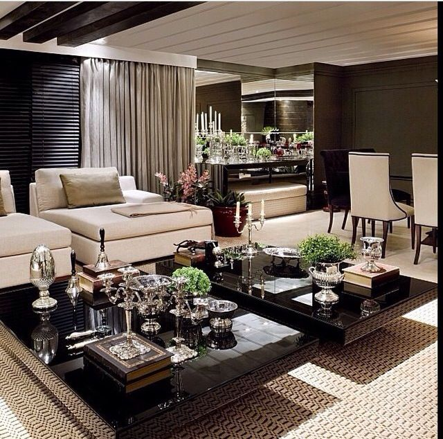 African Living Room Design Ideas