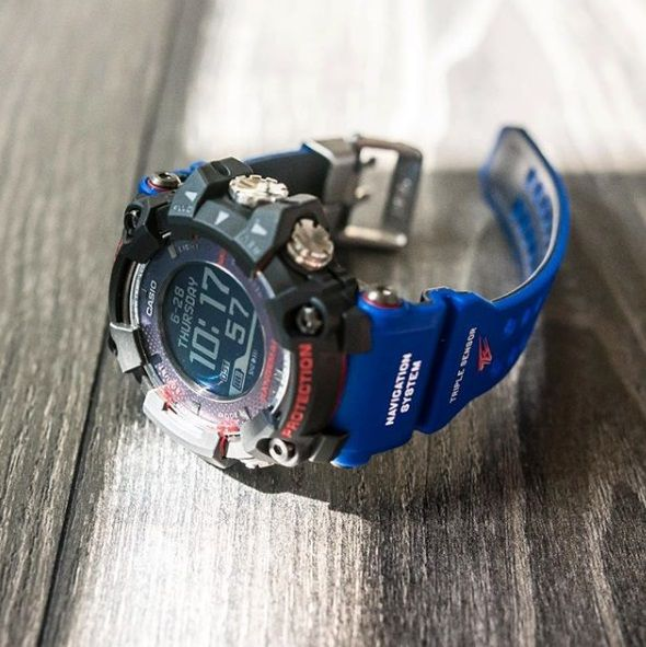bd958b9db8a2 The Rangeman GPR-B1000TLC (limited edition) This new model is the result of