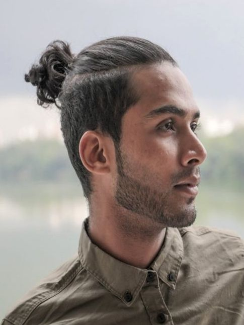 The Best Men S Ponytail Hairstyles For 2019 26 Ultimate Picks Mens Ponytail Hairstyles Man Bun Hairstyles Bun Hairstyles