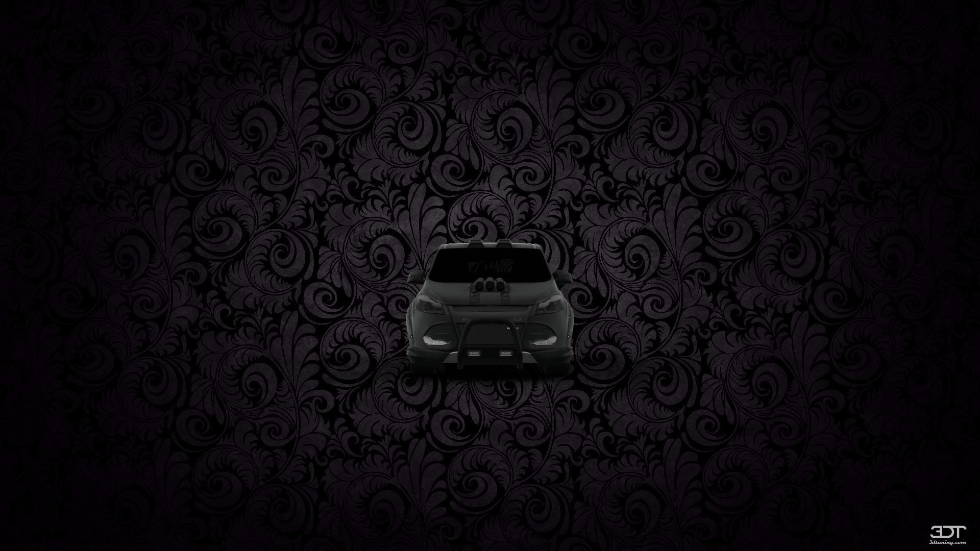 Как вам мой тюнинг Ford Escape 2013 на 3DTuning 3dtuning tuning