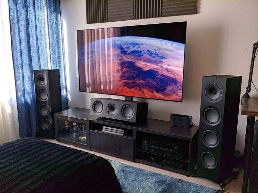 Home Baospace Home Theater Setup Home Cinema Room Living Room Setup