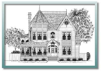 Authentic Historical Designs LLC House Plan Like This One But Would Take Out