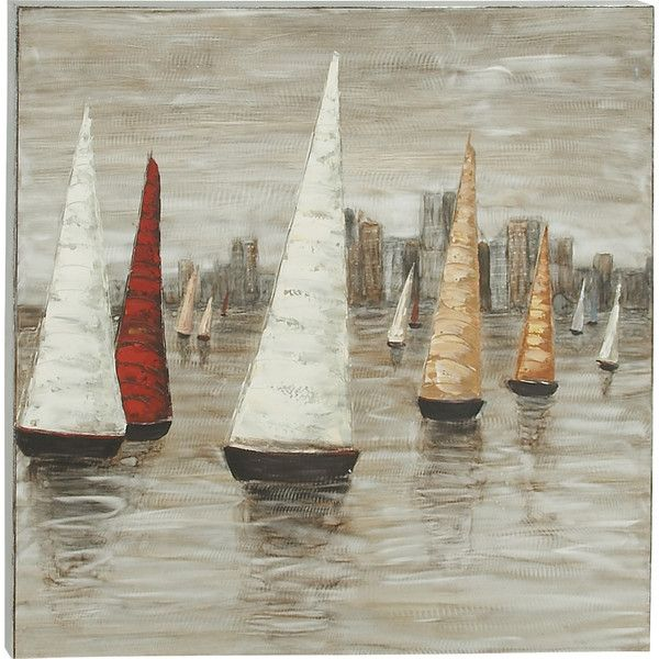 Bayside Canvas Print