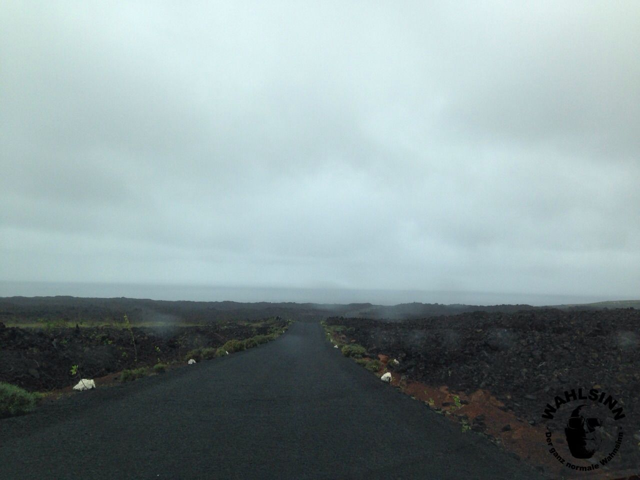 Lanzarote - Die Lavawüste