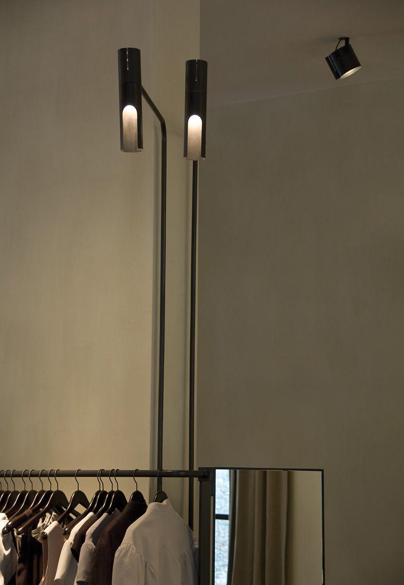 Lighting By Pslab For Vincent Van Duysen On Graanmarkt 13 Boutique