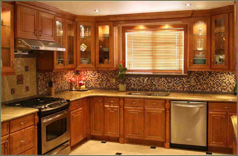 Maple Kitchen Cabinets With Black Granite Countertops ... on Maple Cabinets Countertop Ideas  id=33135