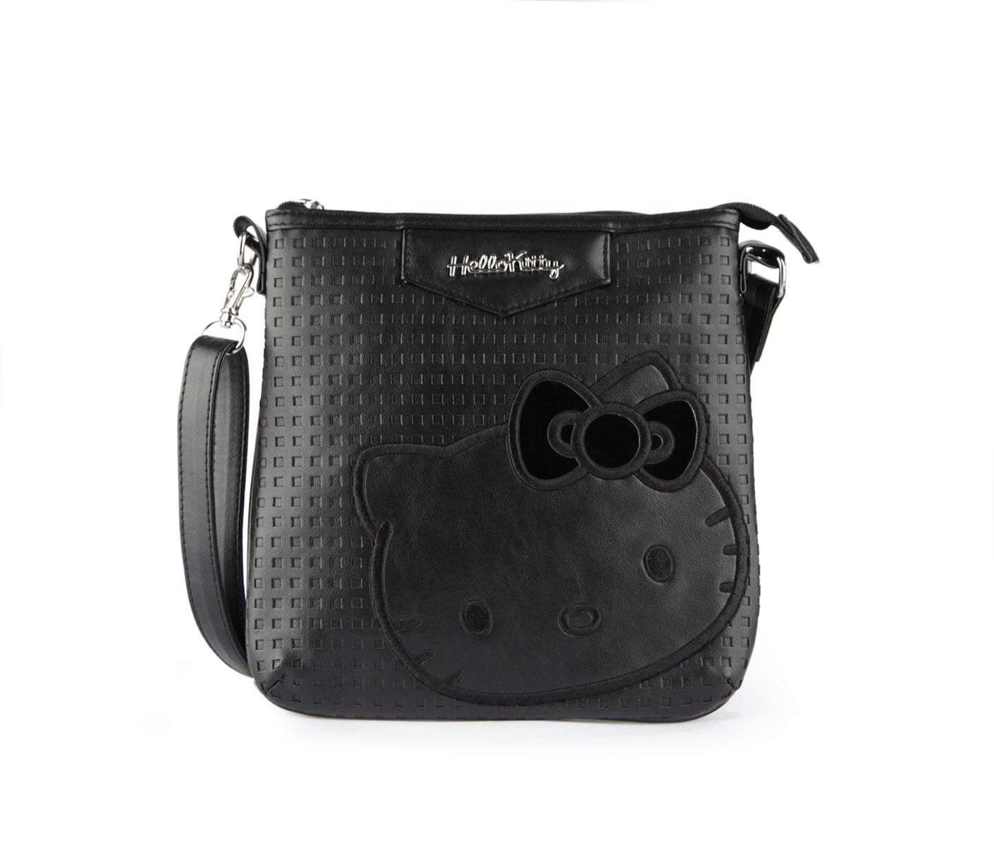 f60b3541d Hello Kitty Crossbody Bag: Midnight | Sanrio Bags | Hello kitty bag ...