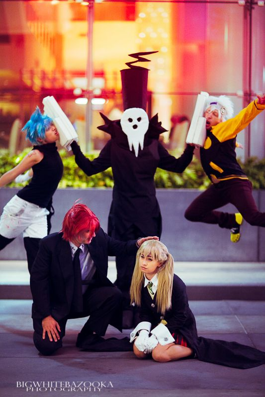 Photo of Soul Eater Cosplay | Anime-Expo-2012-BigWhiteBazooka-Soul-Eater-cosplay-photosho…