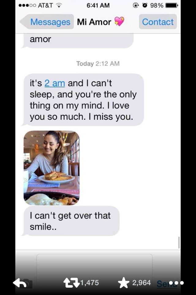 something cute to text a guy - 640×960