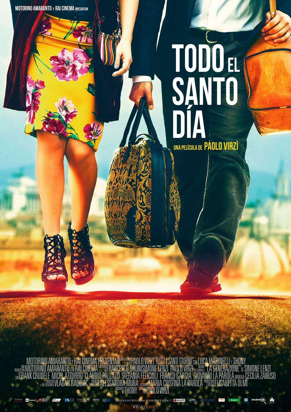 Cartel Todo El Santo Día Kids Clothing Box Movies Full Movies