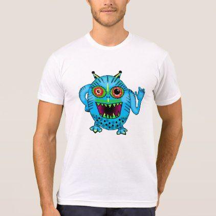 Mounstruito T-Shirt Humor - halloween t shirt ideas