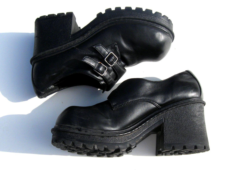 90s Platforms in Women's Vintage Shoes for sale   eBay