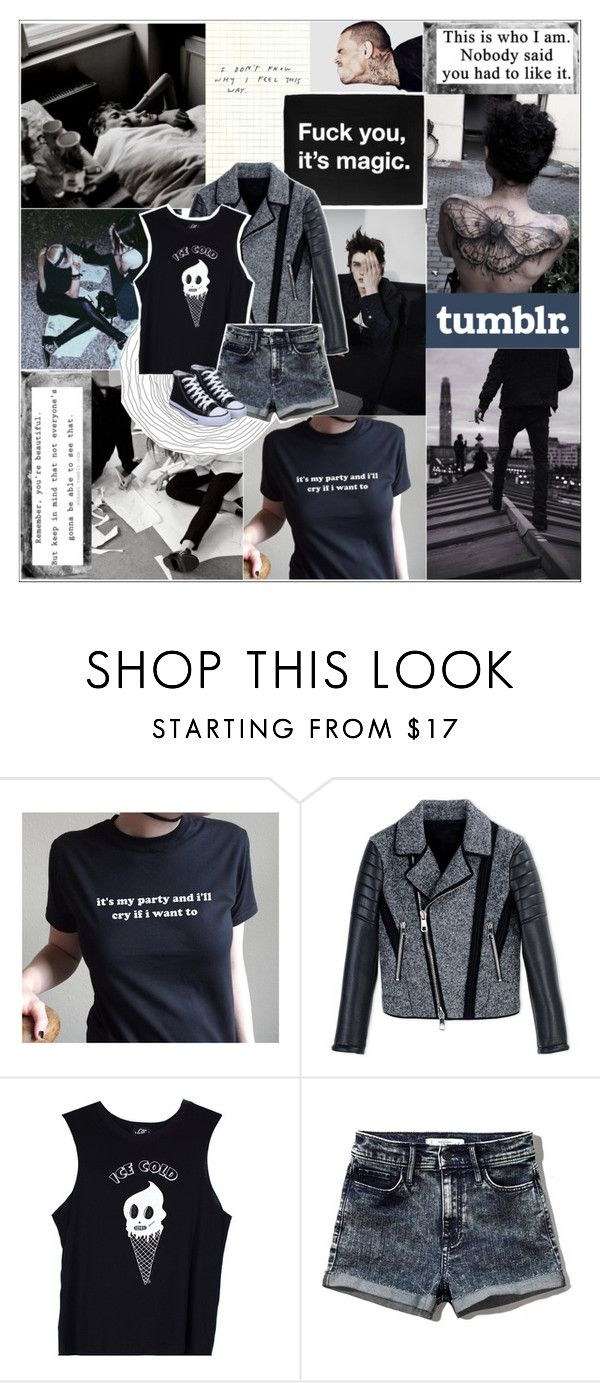 """Untitled #120"" by khgfkty ❤ liked on Polyvore featuring Neil Barrett, Valfré and Abercrombie & Fitch"