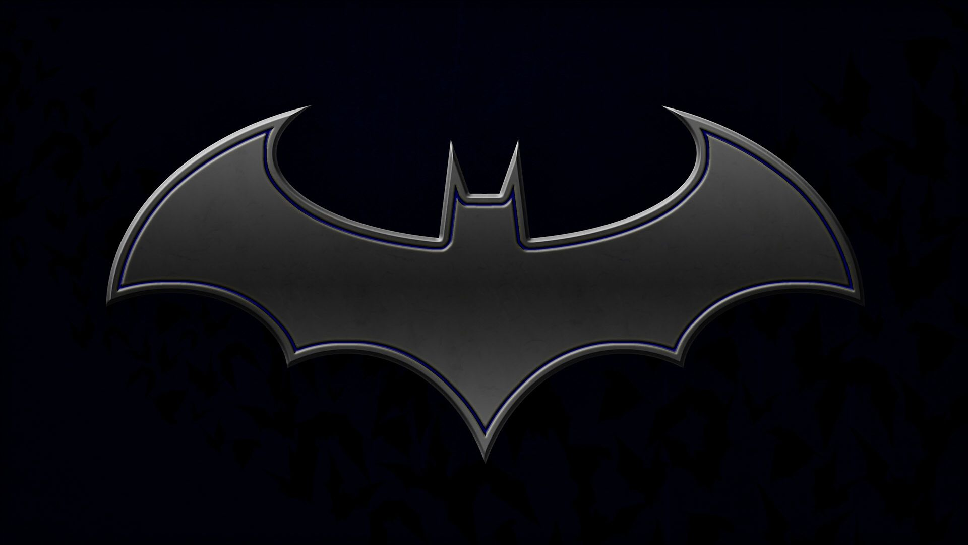 50 Batman Logo Wallpapers For Free Download Hd 1080p Batman Wallpaper Batman Logo Dark Knight Wallpaper