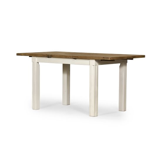 Hart Reclaimed Wood Rectangular Dining Table Small In 2020