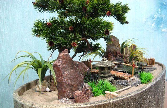 jardin japonais miniature un concentr du monde id es de jardin flower pots garden small