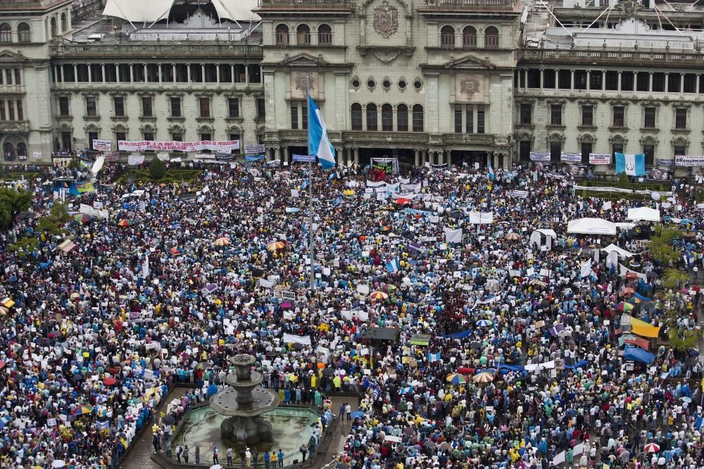 #GreatNews: The Corruption Crackdown in #Guatemala Is Making #Mexico Jealous