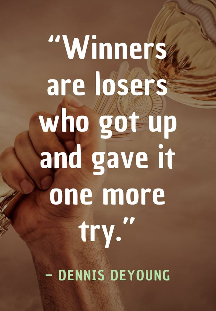 Winners And Losers Hard Work Quotes Work Quotes Achieving Goals Quote