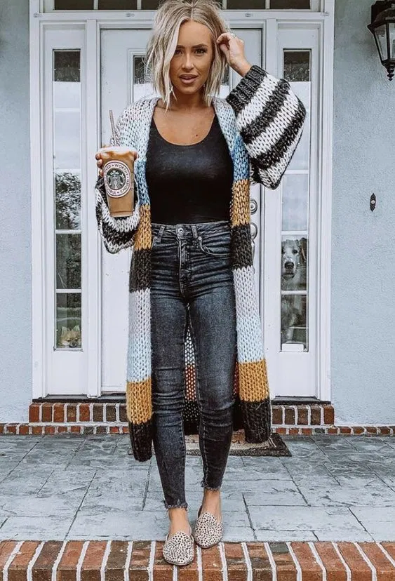 101 Simple Fall Outfit Ideas You'll Love » Lady De