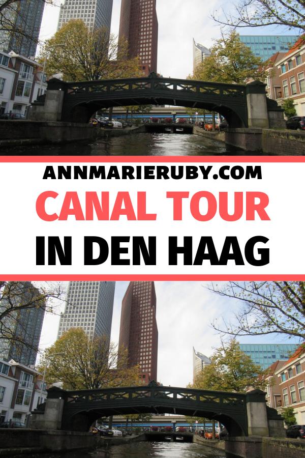 A Traveler S Journal 6 Canal Tour Through The Hague The Netherlands Netherlands Tours Travel