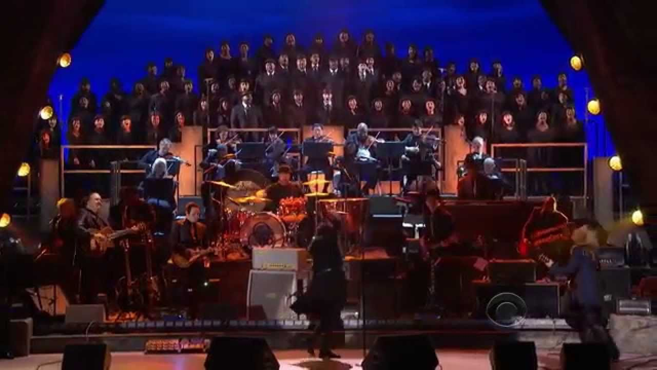 HEART - STAIRWAY TO HEAVEN in HD - The Kennedy Center Honors LED ...