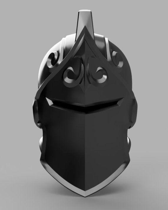 Black Knight Helmet 3d Model Stl File In 2018 Products Pinterest