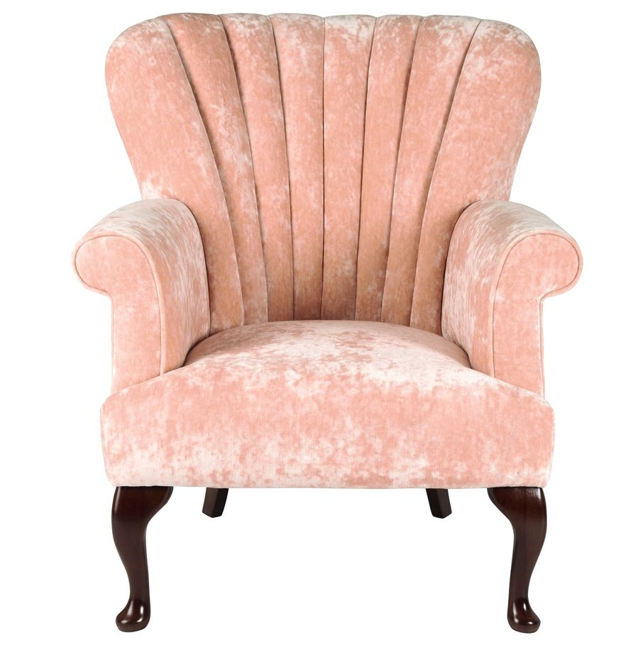 Laura Ashley Sofa Pink Laura Ashley Pink Velvet Armchair For Breakthrough Breast