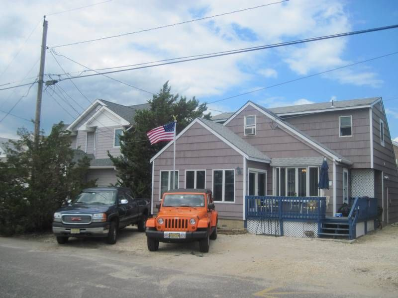 Jersey Shore Vacation Rentals: Lavallette 2BR for Family Vacations