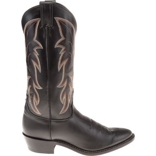 b2ae181f3001 Justin Men s Royal Cowhide Western Boots (Black Chester