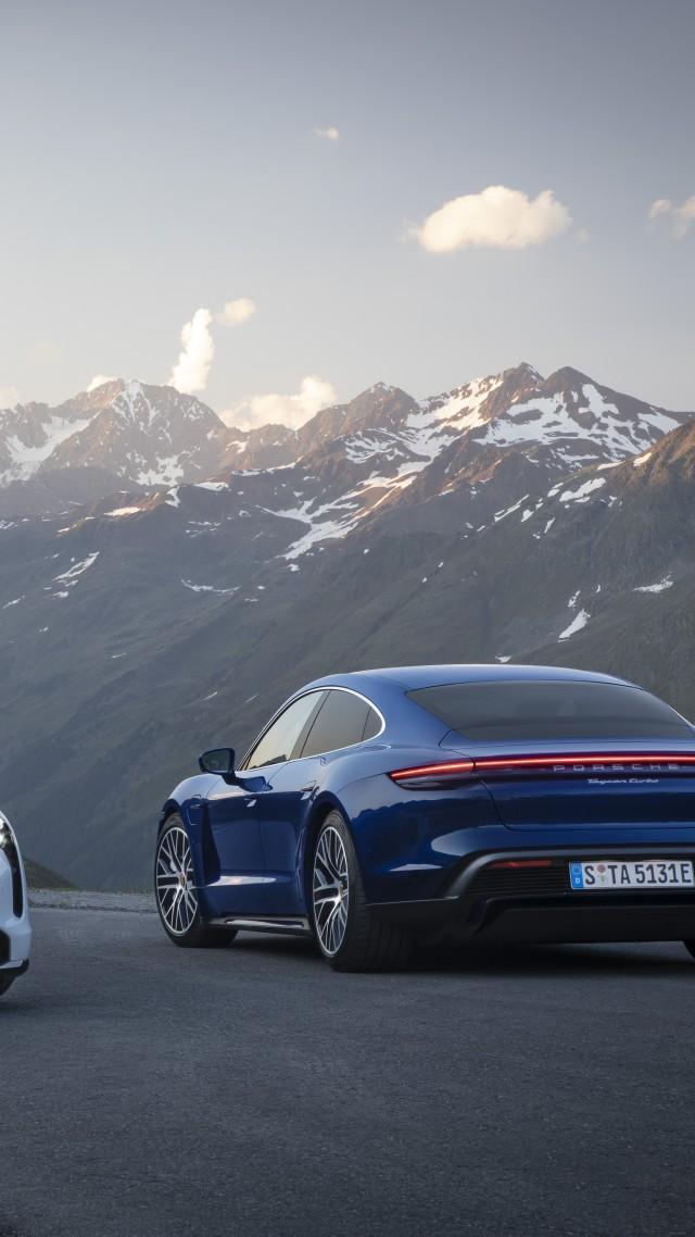 Porsche Wallpaper In 2020 Car Wallpapers Future Concept Cars Porsche Taycan