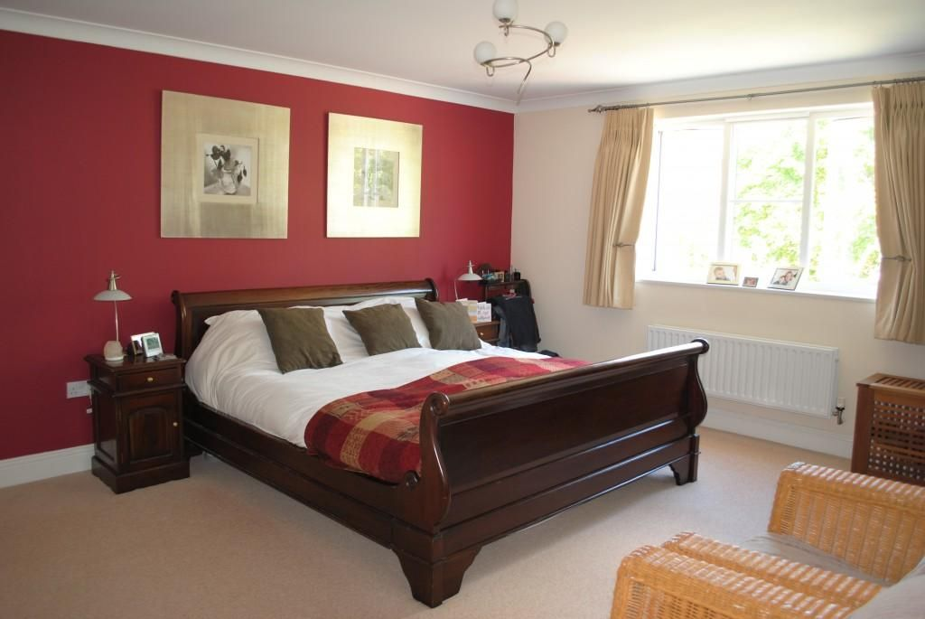taupe red orange bedrooms - Google Search   Bedroom red ...