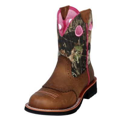 Ariat Boots Cowgirl Boots Ariat- Ladies Fatbaby Cowgirl Boots ...