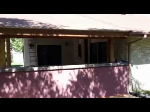 Patio Cover And Outdoor Kitchen Freedom Outdoor Living San Antonio Texas Covered Patio Patio Outdoor Living