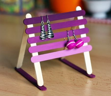 12 Mother's Day Crafts to Make with Craft Sticks #craft