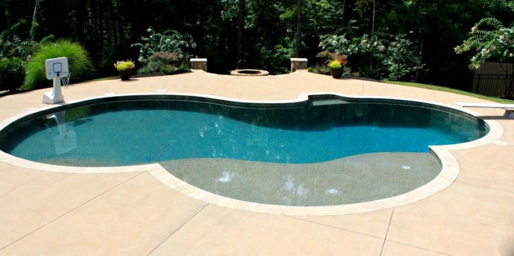 Lenoir city pool photos knoxville custom pool design for Pool design 1970