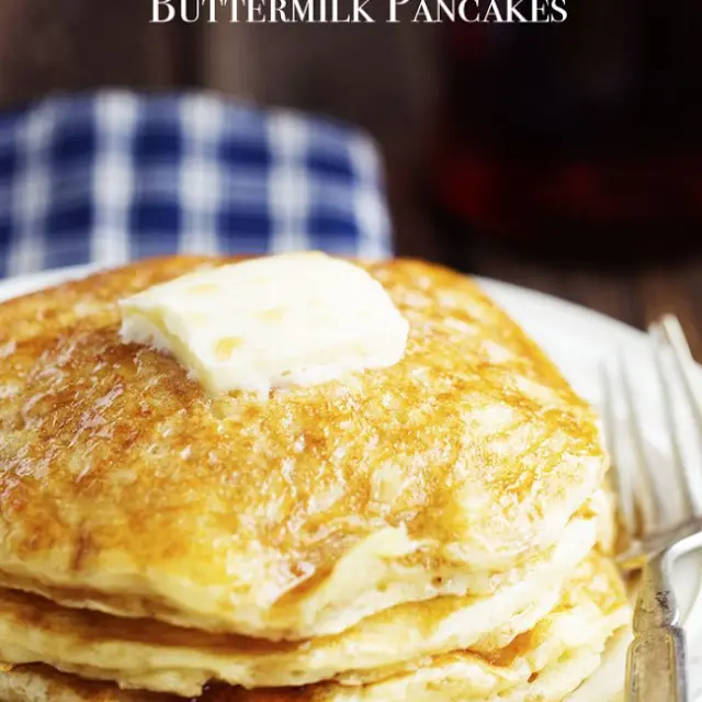 The Best Buttermilk Pancakes Recipe Yummly Recipe In 2020 The Best Buttermilk Pancake Recipe Pancake Recipe Buttermilk Buttermilk Pancakes
