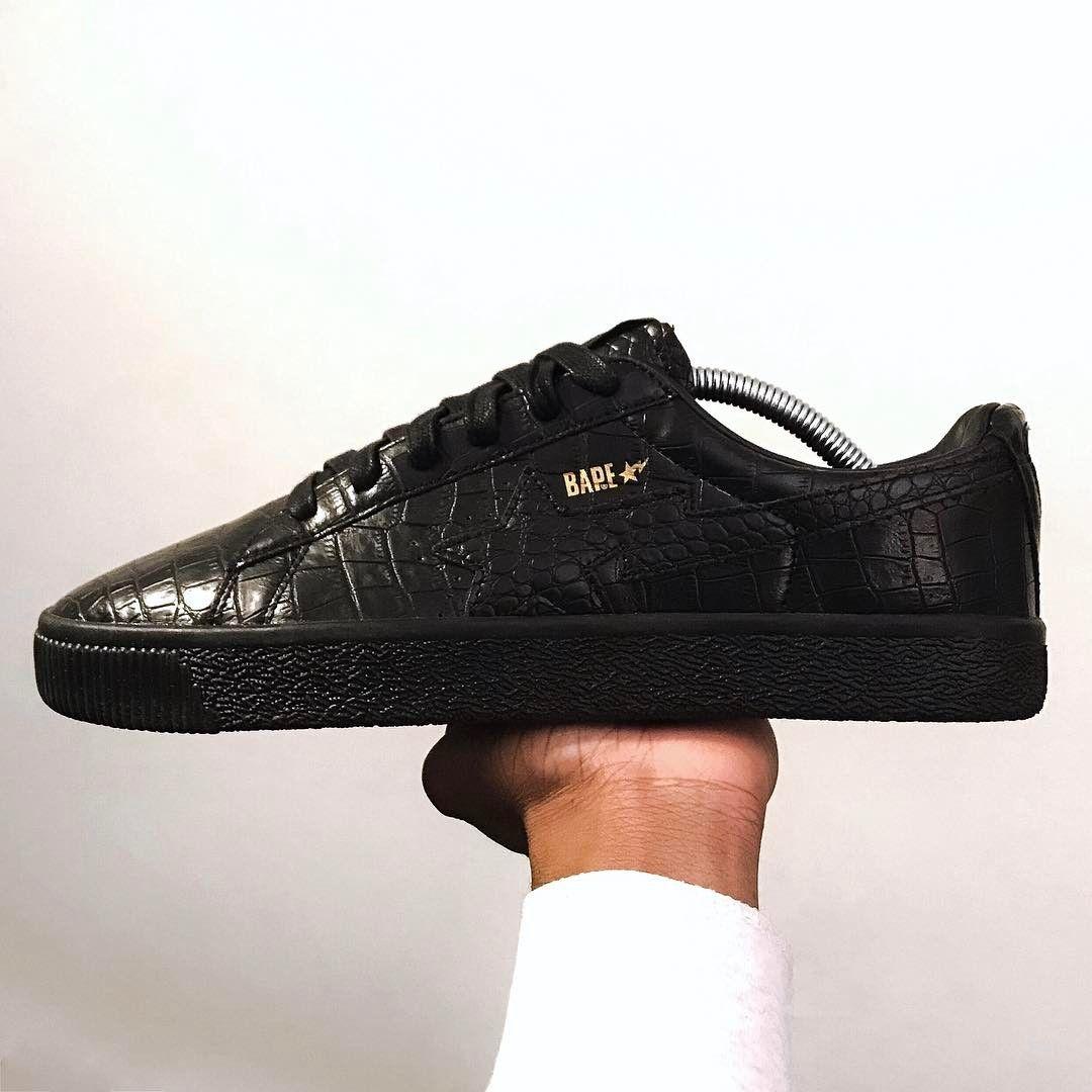 BAPE Crepe Sneaker