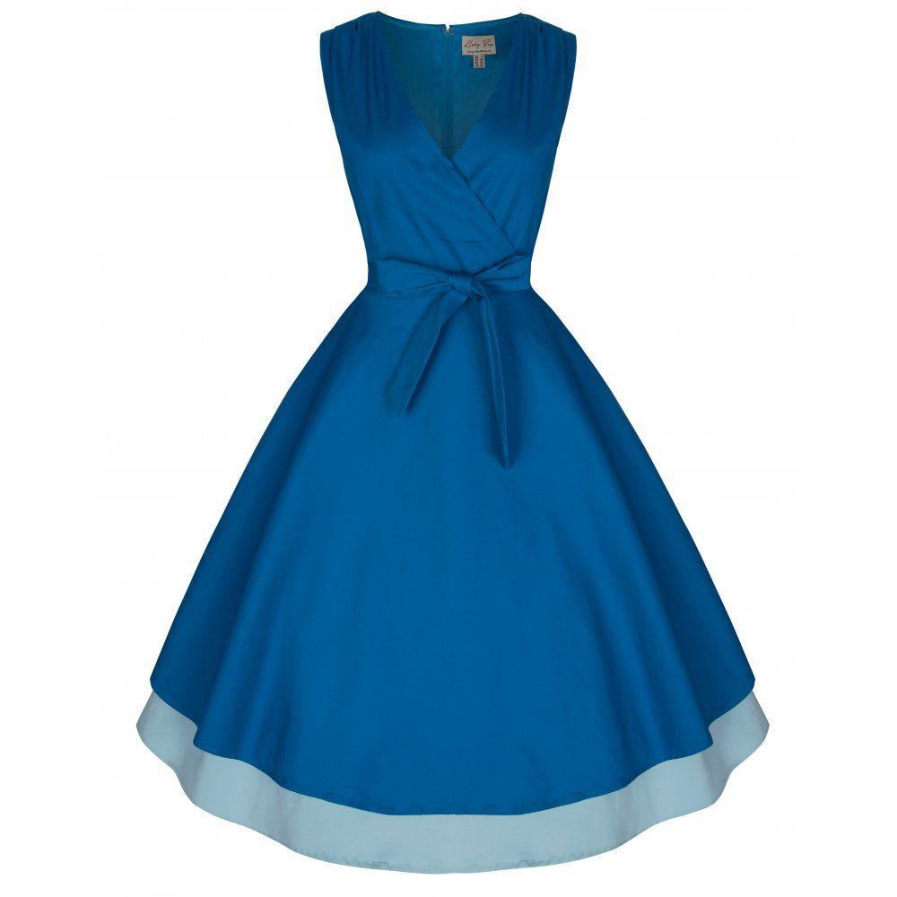 Lorau fabulously flirty us rockabilly inspired swing dress