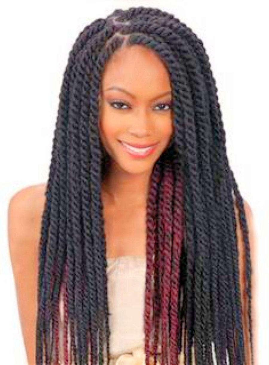 short braided hairstyles for black women | braided