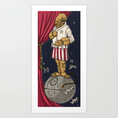 Buy Foolish Mortals...It's a TRAP. by Karen Hallion Illustrations as a high quality Art Print. Worldwide shipping available at Society6.com. Just one of…