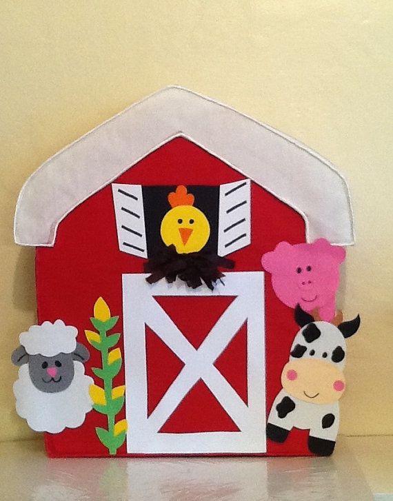 Piñata Granja Por Aldimyshop En Etsy Animales De La Granja Cumpleaños De Animales De Granja La Granja Infantil